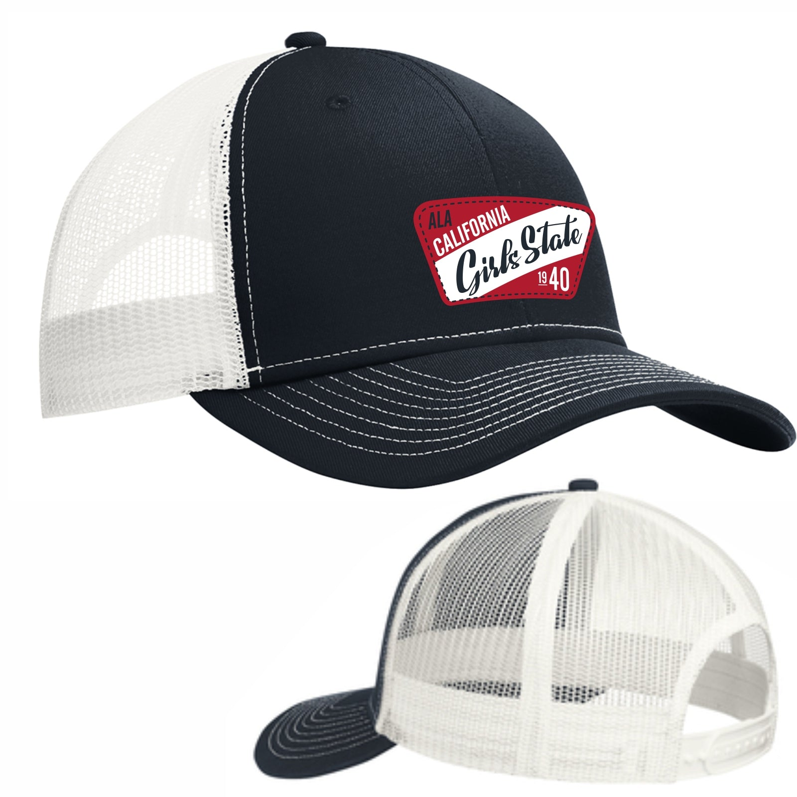 "Girls State ""Trucker"" Cap"