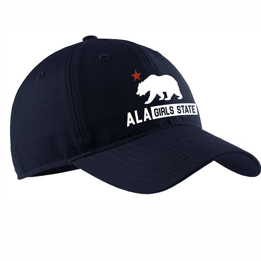 "ALA CAGS ""California Bear"" Cap"