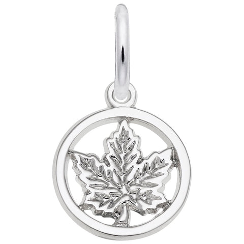 Ringed Maple Leaf