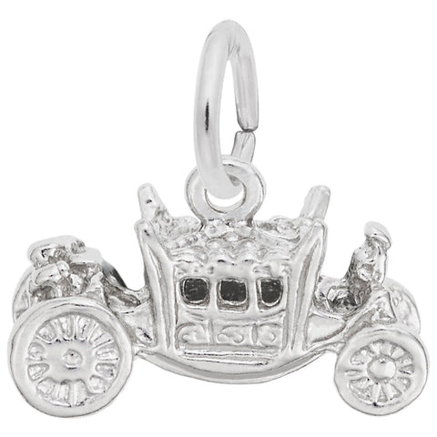 Rembrandt Charms, Royal Carriage