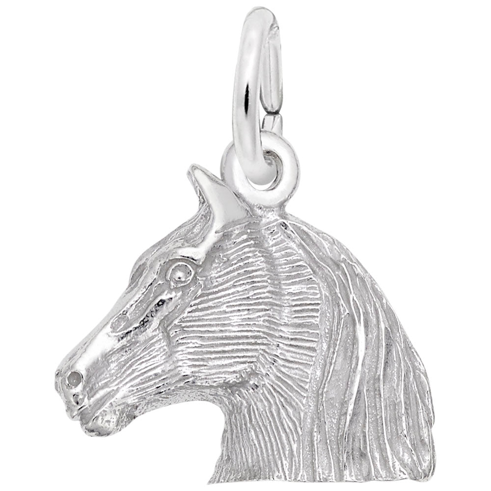 Rembrandt Charms, Horse Head