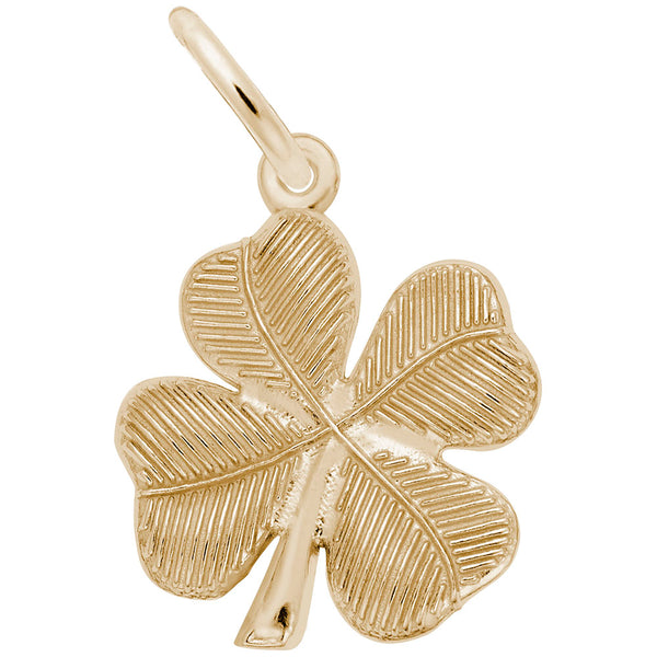 Rembrandt Charms, 4 Leaf Clover, Large