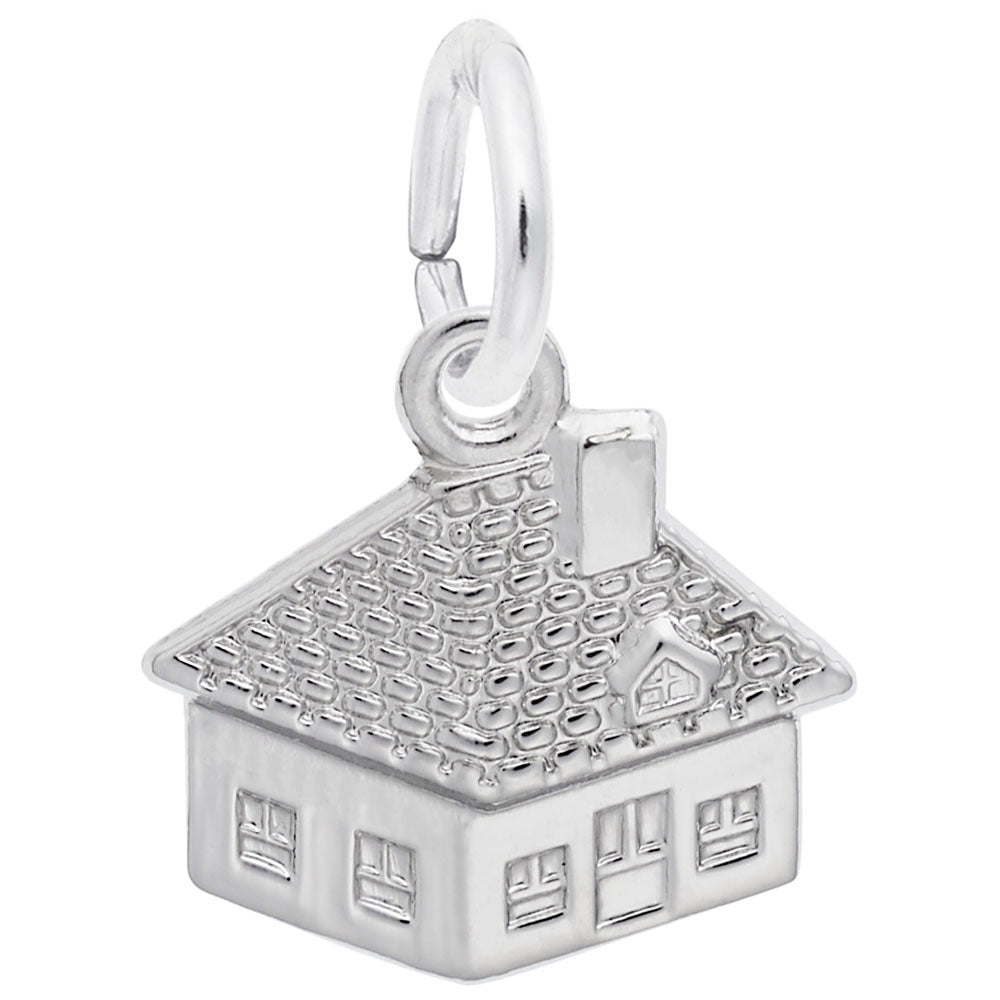 Rembrandt Charms, House, Engravable