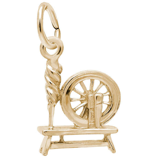 Rembrandt Charms, Spinning Wheel