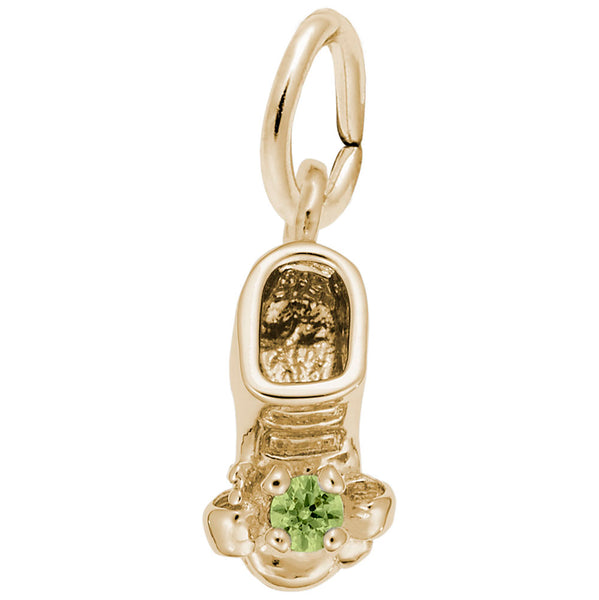 Rembrandt Charms, Birth Month Baby Bootie