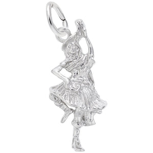 Rembrandt Charms, Highland Dancer