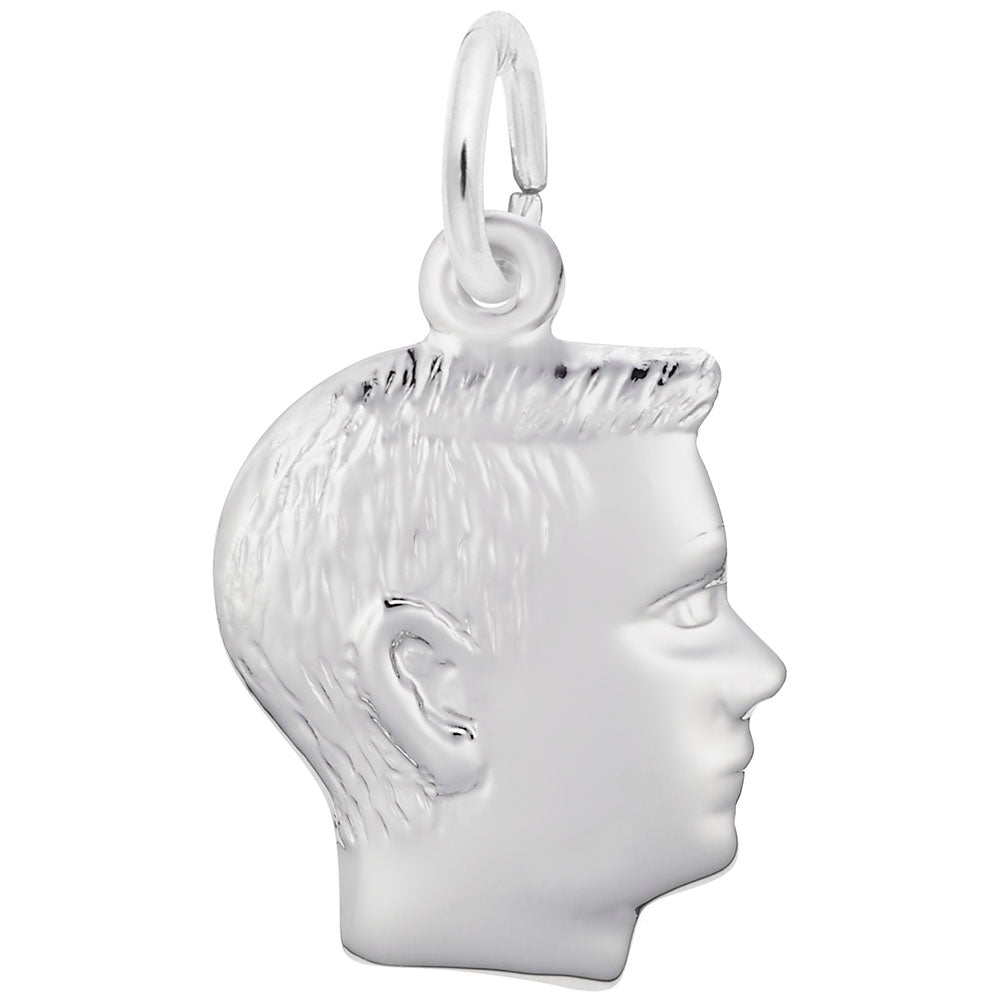 Boy's Head, Engravable