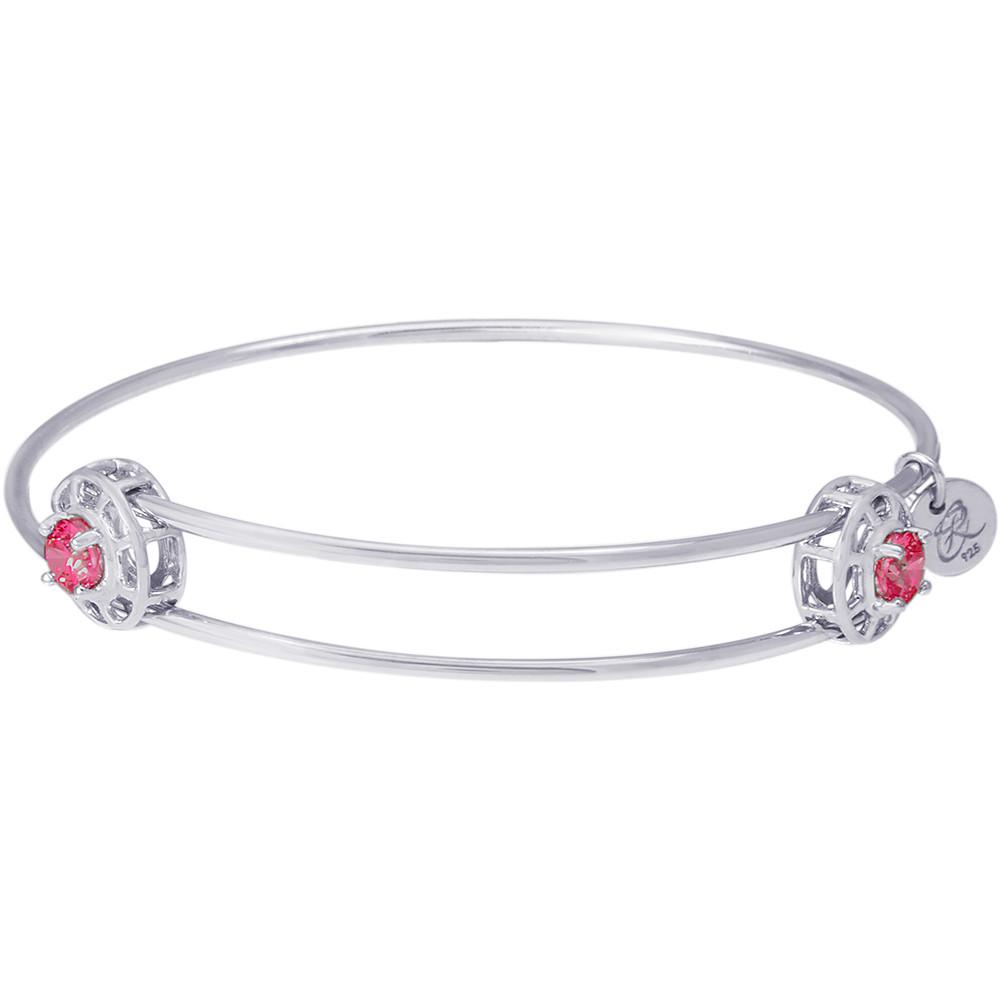 Insightful Birthstone Bangle