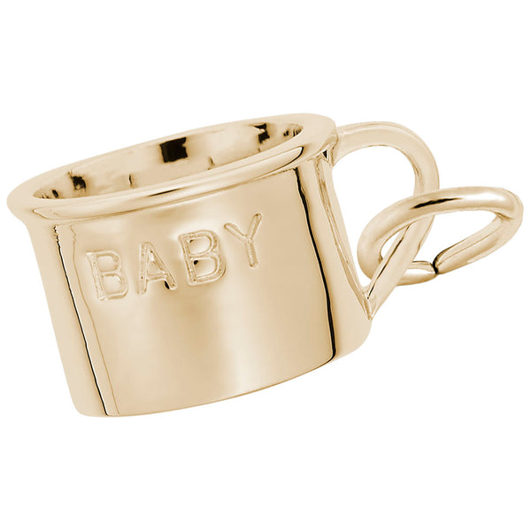 Rembrandt Charms, Inscribed Baby Cup