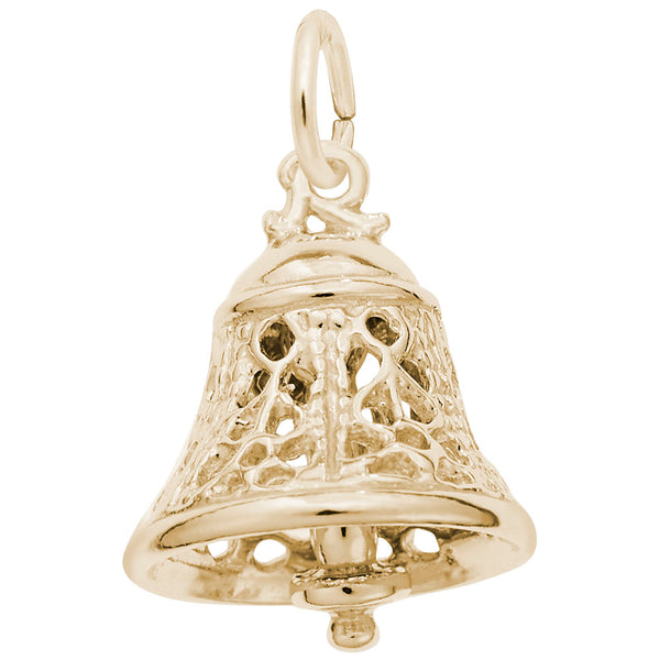 Rembrandt Charms, Filigree Bell