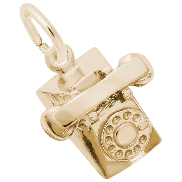 Rembrandt Charms, Rotary Phone