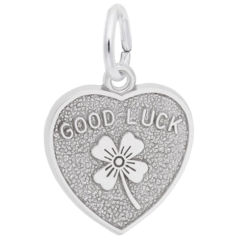 Good Luck Heart, Engravable