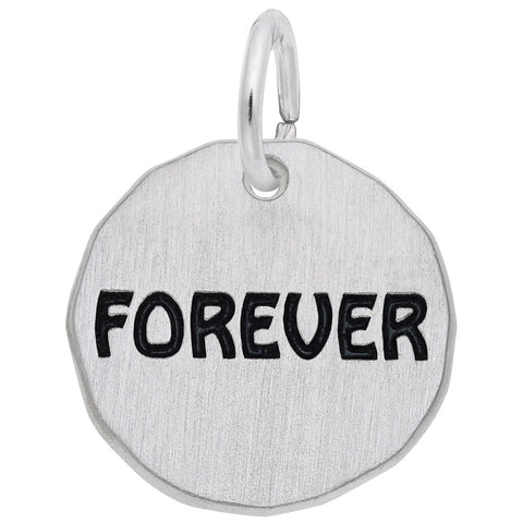 Rembrandt Charms, Forever, Engravable