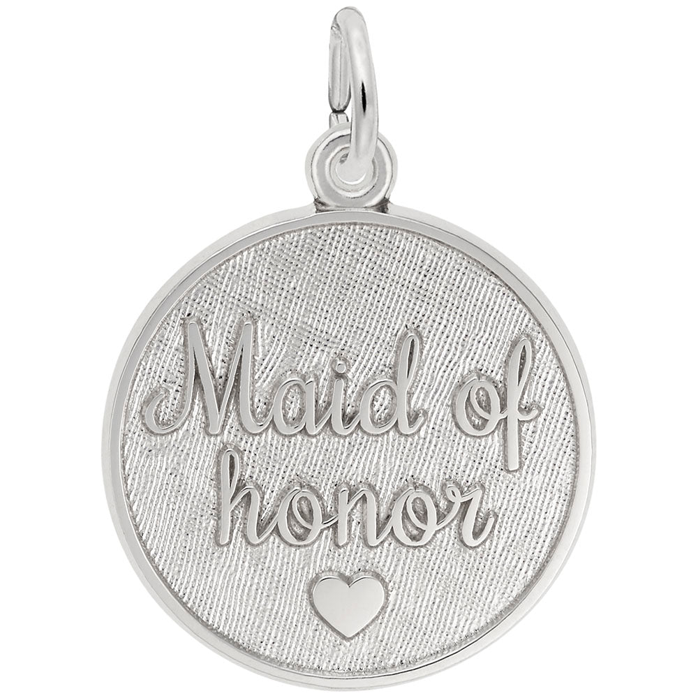 Maid of Honor, Engravable