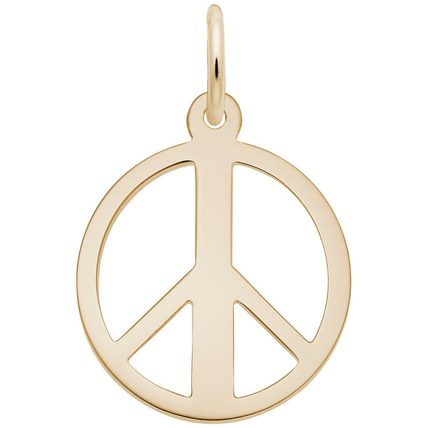 Rembrandt Charms, Peace Symbol