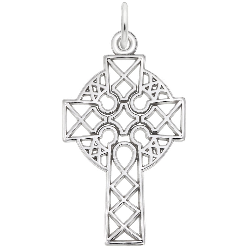 Rembrandt Charms, Ornate Celtic Cross