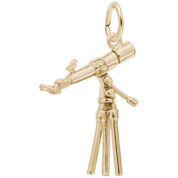 Rembrandt Charms, Telescope