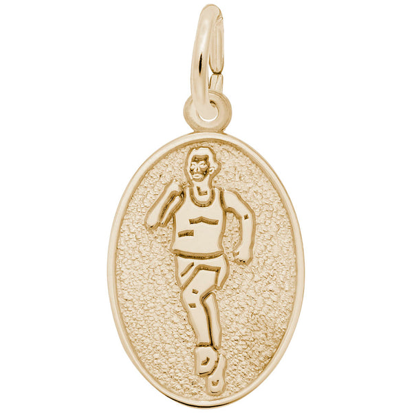 Rembrandt Charms, Runner, Engravable