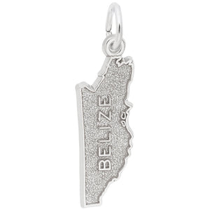 Rembrandt Charms, Belize, Engravable