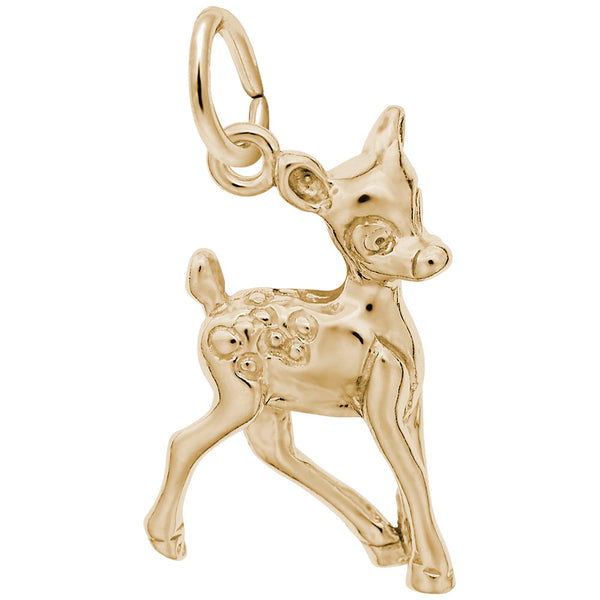 Rembrandt Charms, Deer Fawn