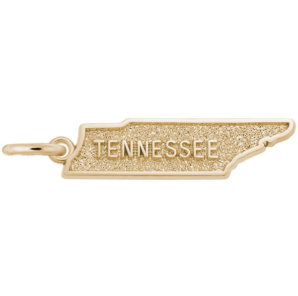 Rembrandt Charms, Tennessee, Engravable