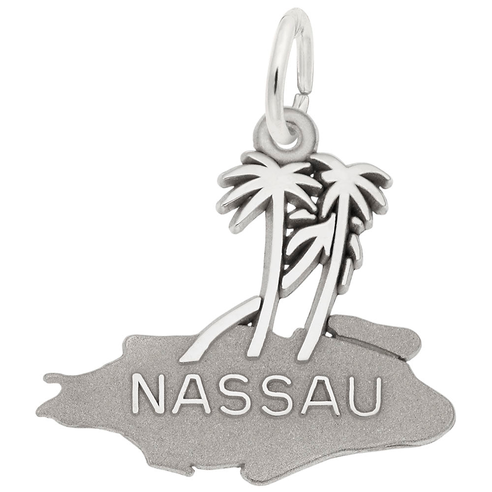 Rembrandt Charms, Nassau Palms, Engravable
