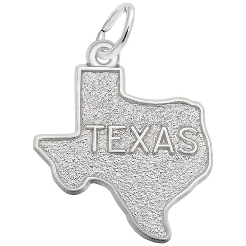 Rembrandt Charms, Texas, Engravable