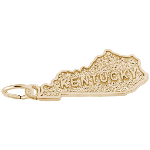 Rembrandt Charms, Kentucky, Engravable