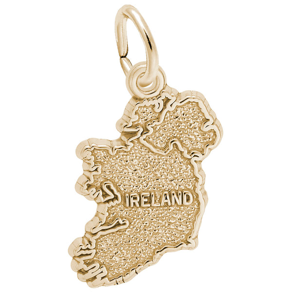 Rembrandt Charms, Ireland, Engravable