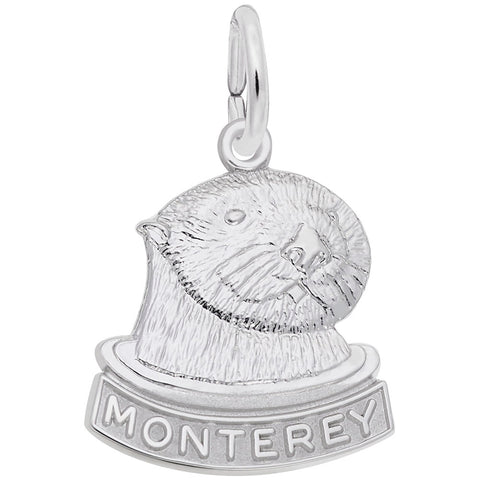 Monterey Sea Otter, Engravable