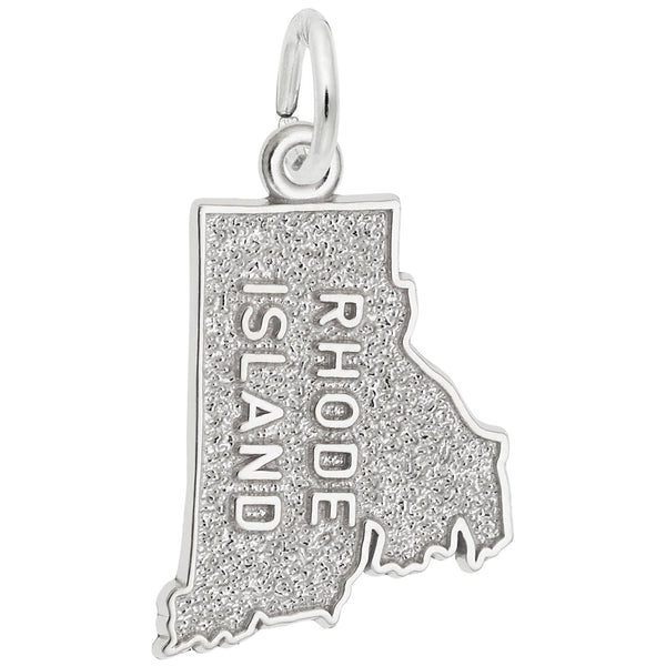 Rembrandt Charms, Rhode Island, Engravable