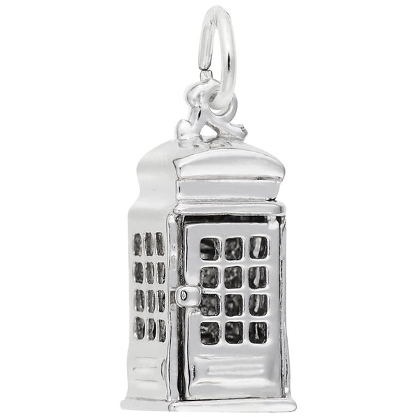 Rembrandt Charms, Phone Booth / TARDIS, Movable