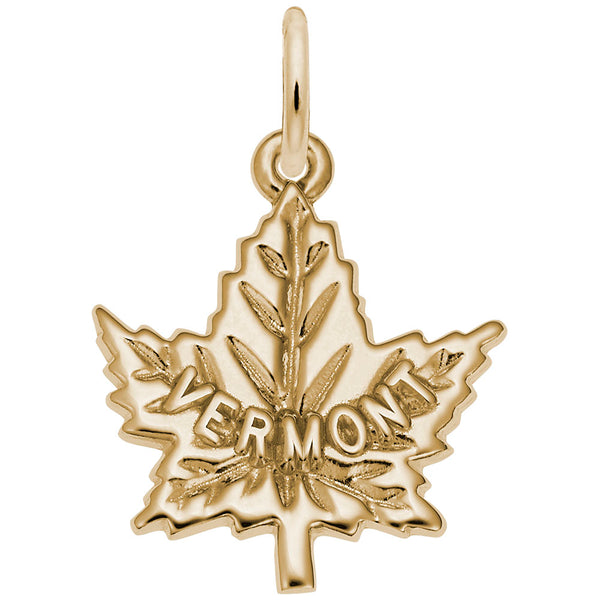 Rembrandt Charms, Vermont Maple Leaf