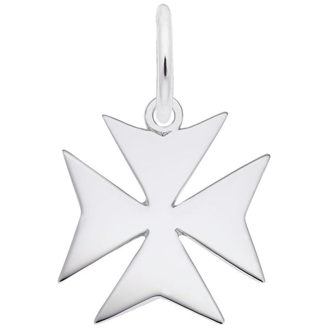 Maltese Cross, Engravable