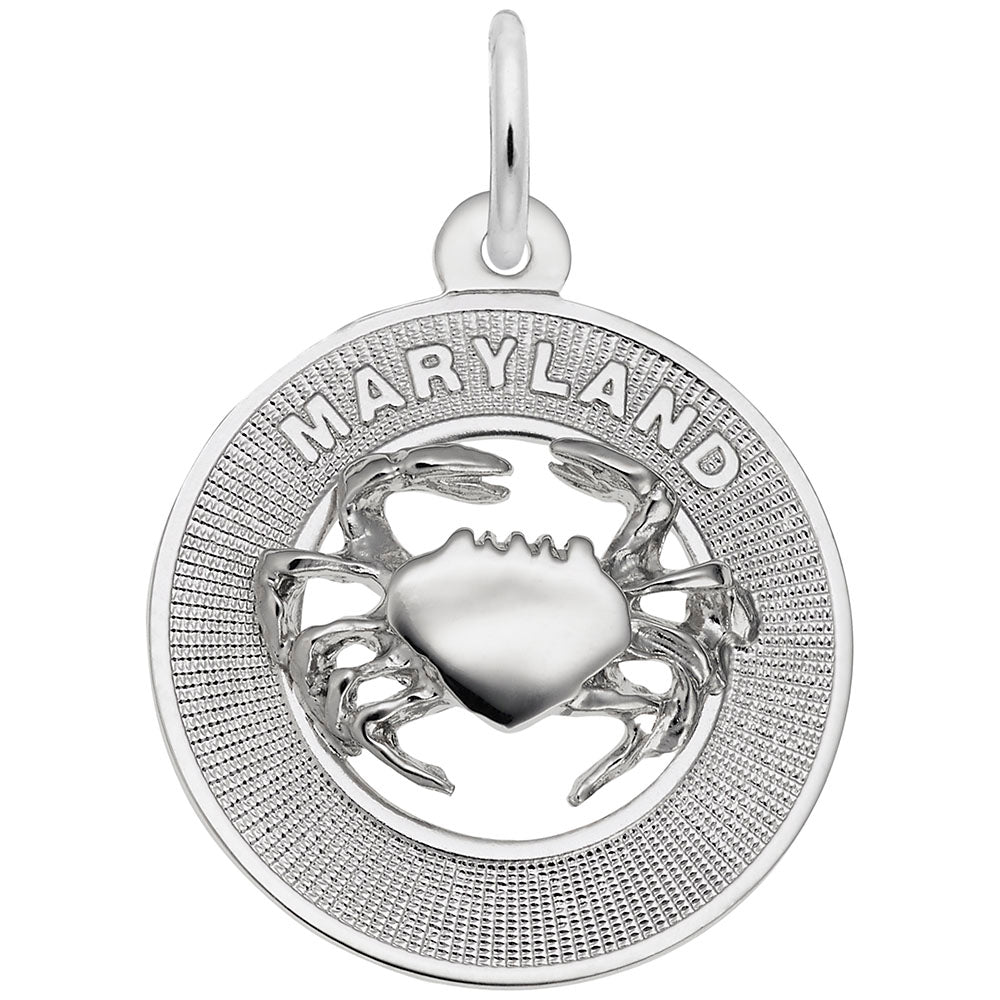 Rembrandt Charms, Maryland, Engravable