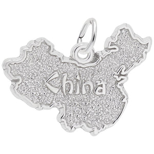 Rembrandt Charms, China, Engravable