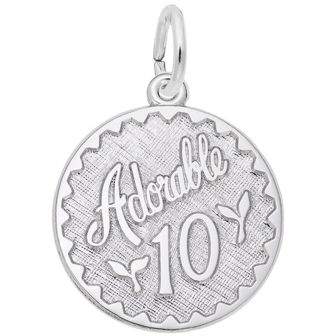 Adorable 10, Engravable