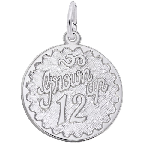 Grown Up 12, Engravable