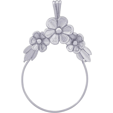 Darling Daisies Charm Holder
