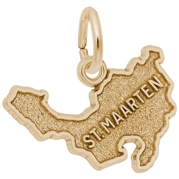 Rembrandt Charms, St. Maarten, Engravable