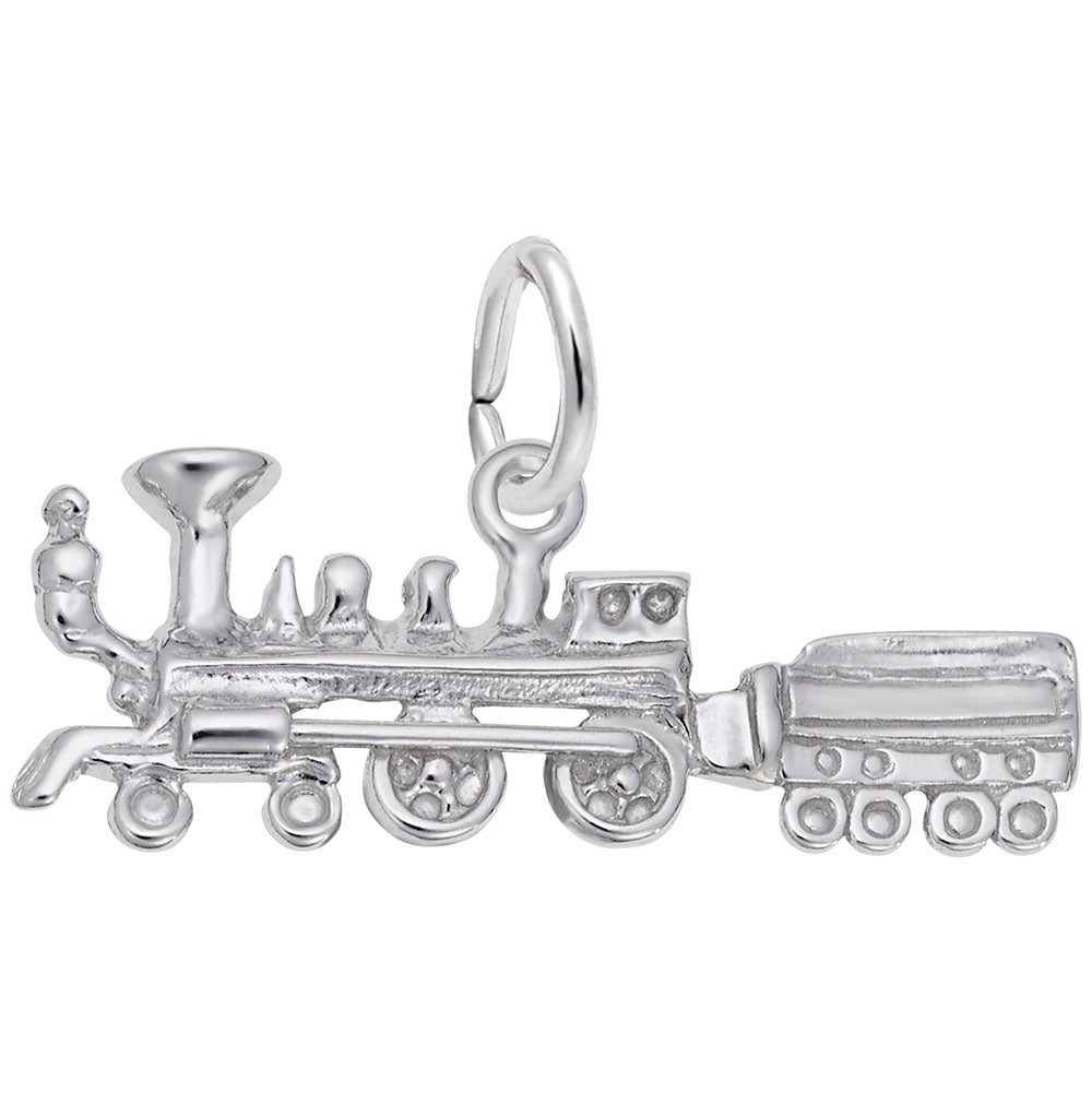Rembrandt Charms, Steam Train