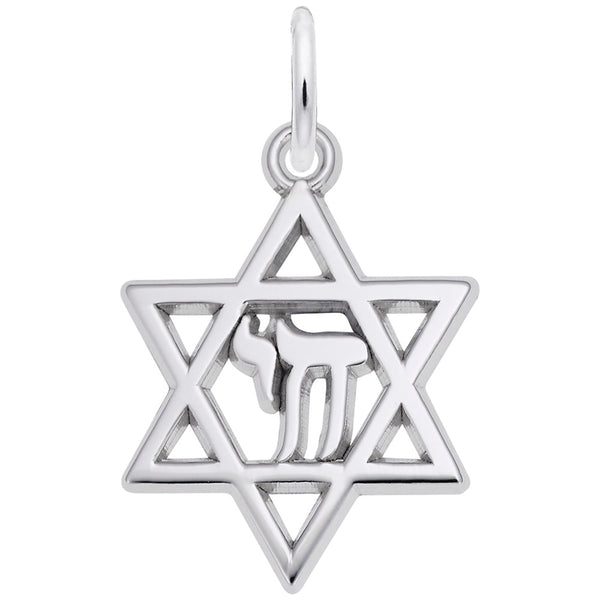 Rembrandt Charms, Star of David