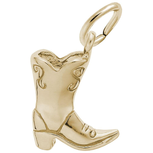 Rembrandt Charms, Cowboy Boot