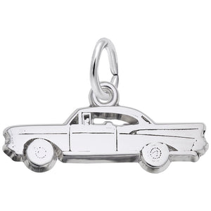 Rembrandt Charms, Classic Hardtop Muscle Car, Engravable
