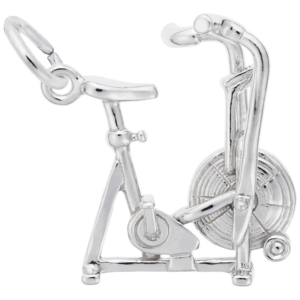 Rembrandt Charms, Excercise Bike