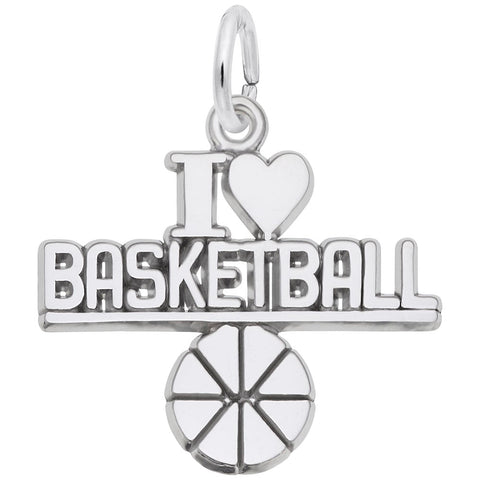 Rembrandt Charms, I Love Basketball