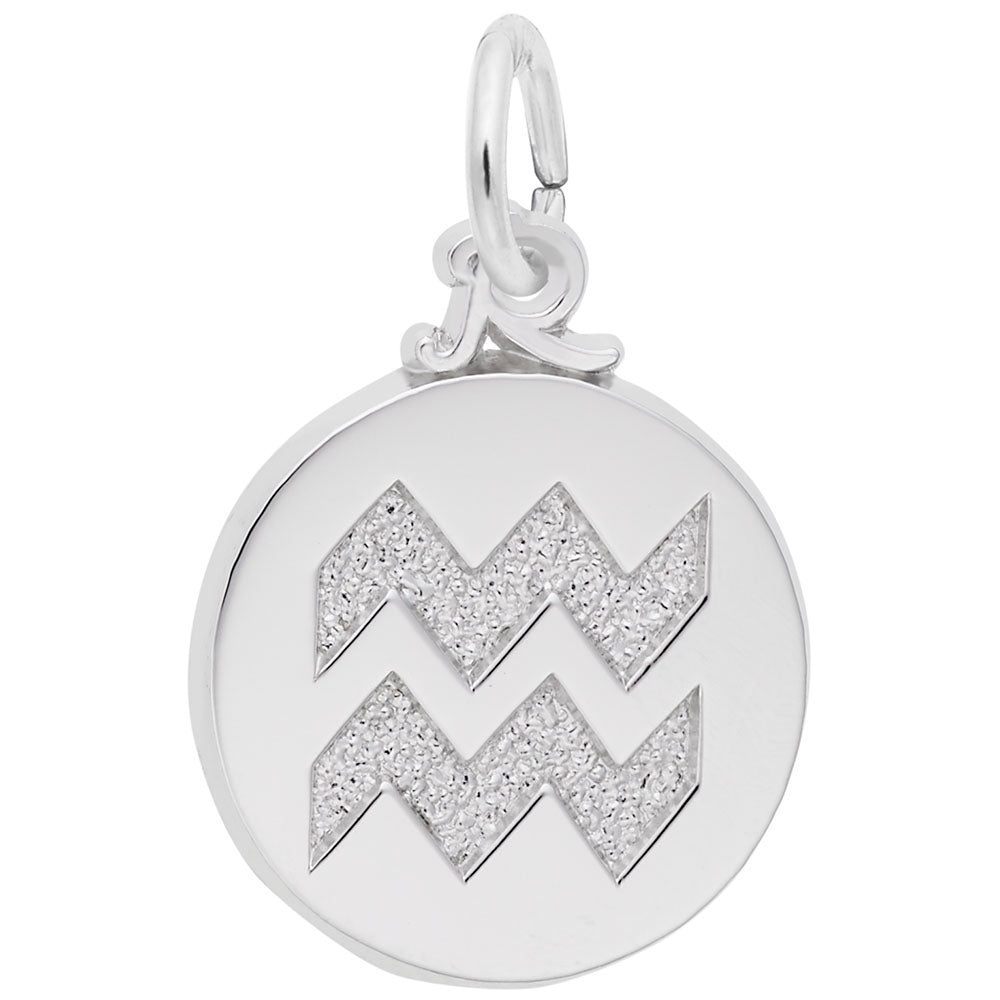 Gold-Plated Sterling Silver Butler University Large Pendant by LogoArt GP002BUT