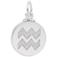 Aquarius / .925 Sterling Silver