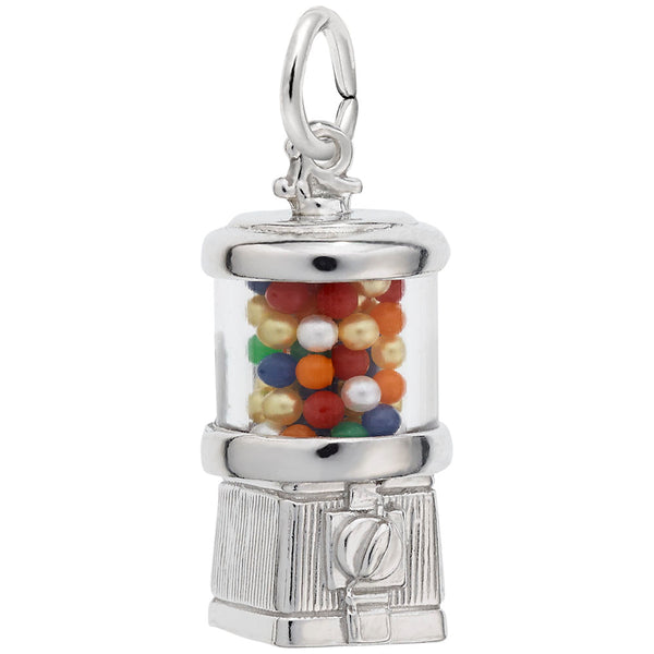 Rembrandt Charms, Gumball Machine