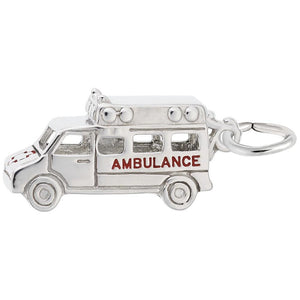 Rembrandt Charms, Ambulance